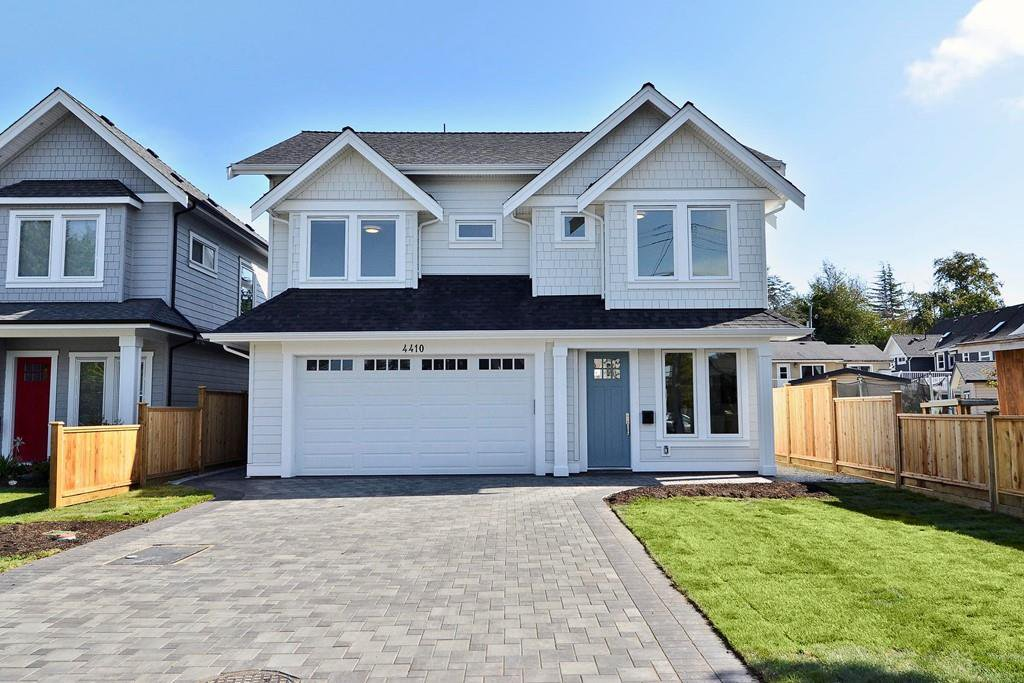 Main Photo: 4410 SPANTON Drive in Ladner: Ladner Elementary House for sale : MLS®# R2403397