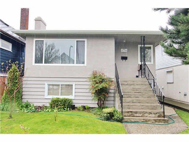 Main Photo: 4785 GLADSTONE STREET in : Victoria VE House for sale : MLS®# V1121543