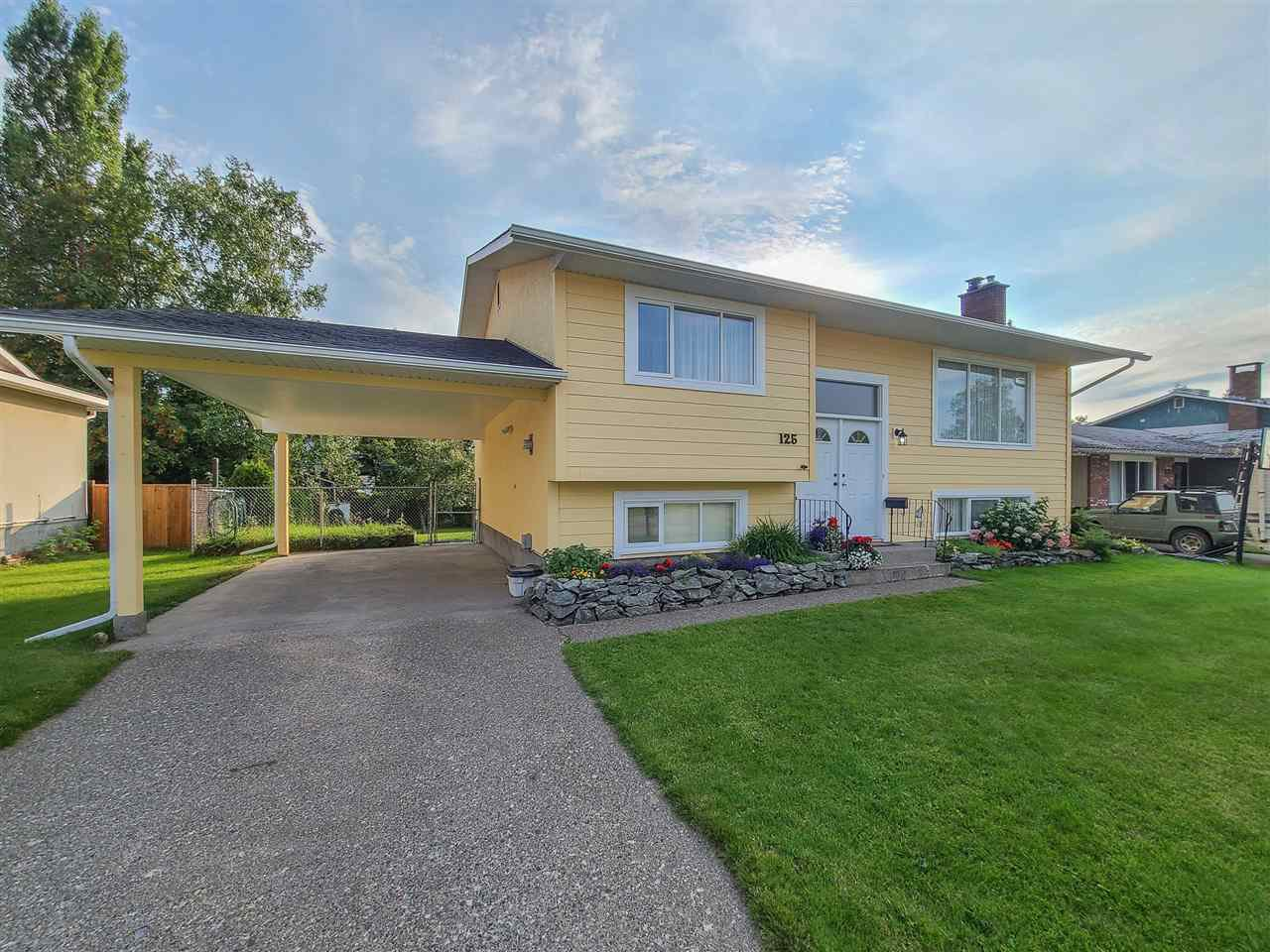 Main Photo: 125 MCDERMID Drive in Prince George: Highland Park House for sale (PG City West (Zone 71))  : MLS®# R2494604