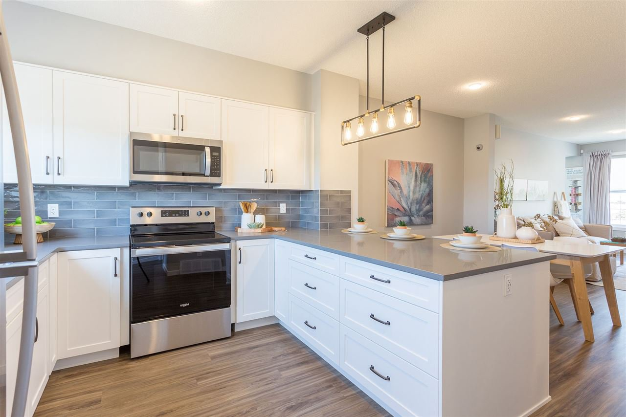 Main Photo: 2134 Maple Road in Edmonton: Zone 30 House Half Duplex for sale : MLS®# E4215298