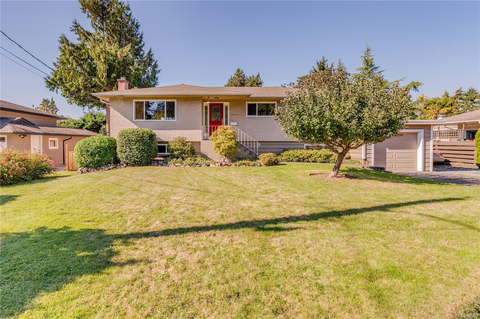 Main Photo: 4106 San Ardo Pl in : SE Gordon Head House for sale (Saanich East)  : MLS®# 860667