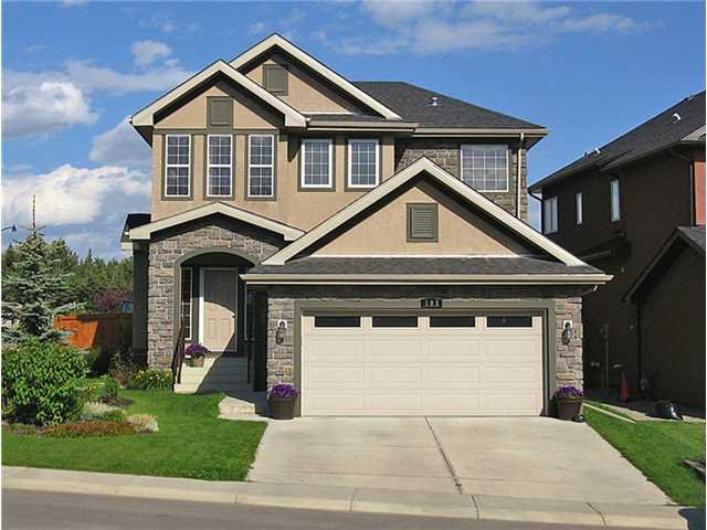 Main Photo: 183 ASPEN STONE Terrace SW in CALGARY: Aspen Woods Residential Detached Single Family for sale (Calgary)  : MLS®# C3490994