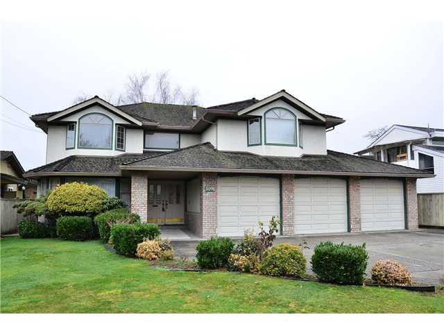 Main Photo: 5091 STEVESTON HY in Richmond: Steveston North House for sale : MLS®# V932711