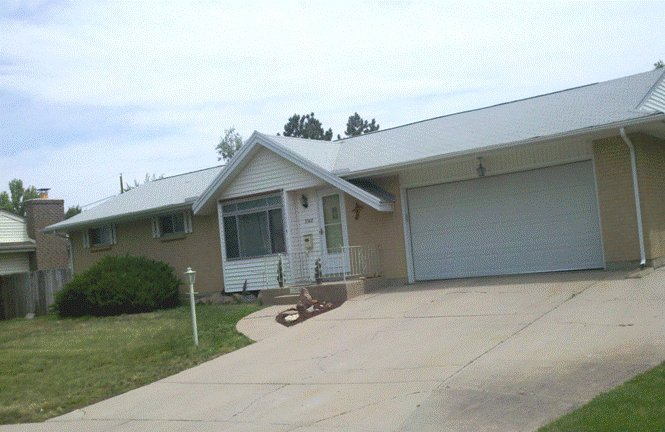 Main Photo: 3368 South Galena Court in Denver: House for sale : MLS®# 1116865