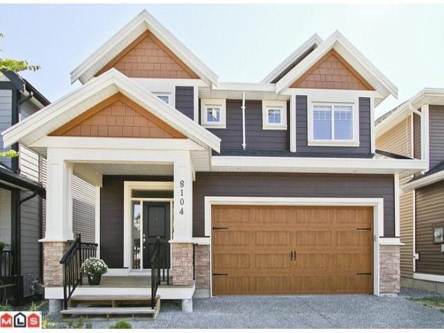 """Main Photo: 8104 211B ST in Langley: Willoughby Heights House for sale in """"YORKSON"""" : MLS®# F1220820"""