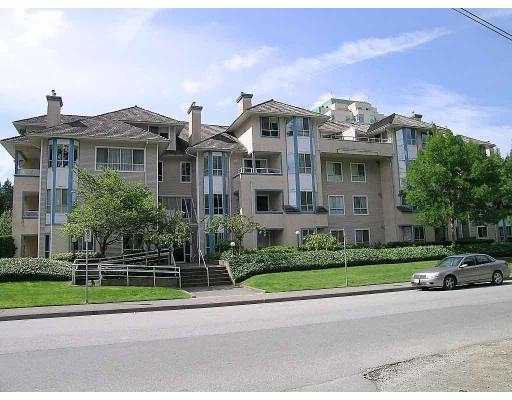"""Main Photo: 204 1175 HEFFLEY CR in Coquitlam: North Coquitlam Condo for sale in """"PARK MANOR"""" : MLS®# V547667"""