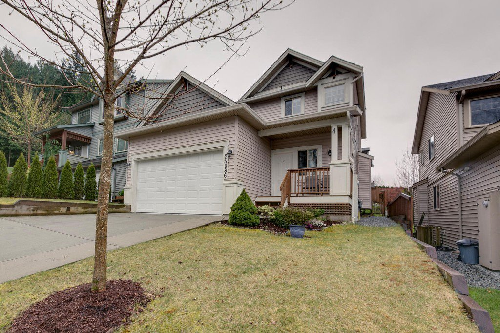 Main Photo: 24886 106B Ave Maple Ridge 2 Storey with Basement 4 Bedroom 4 Bathroom House For Sale Open Sunday