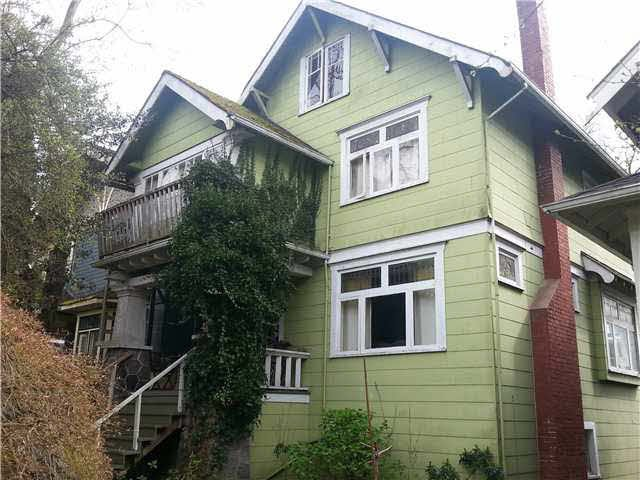 Photo 1: Photos: 3624 W 3RD Avenue in Vancouver: Kitsilano House for sale (Vancouver West)  : MLS®# V1114478