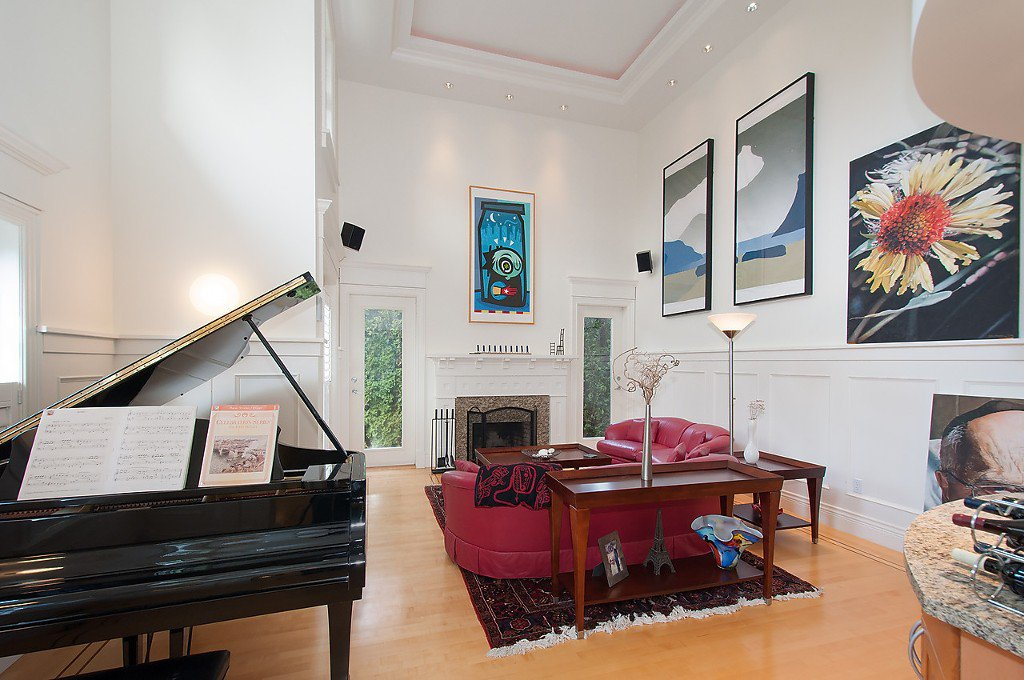 """Photo 9: Photos: 1868 KNOX Road in Vancouver: University VW House for sale in """"UNIVERSITY"""" (Vancouver West)  : MLS®# V1133776"""