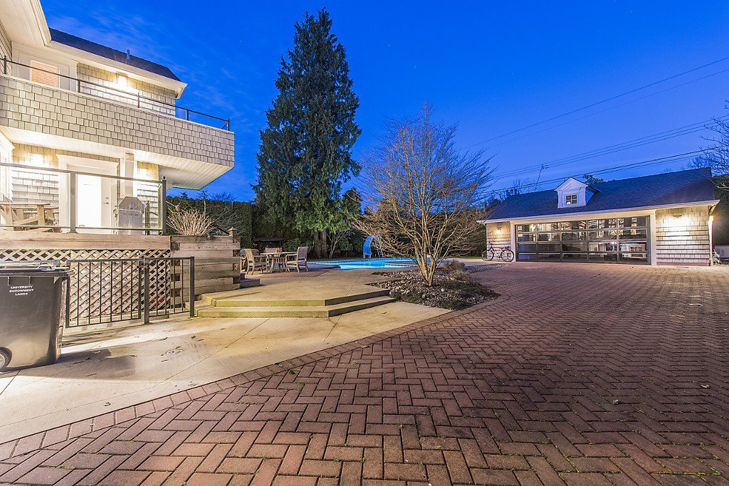 """Photo 59: Photos: 1868 KNOX Road in Vancouver: University VW House for sale in """"UNIVERSITY"""" (Vancouver West)  : MLS®# V1133776"""