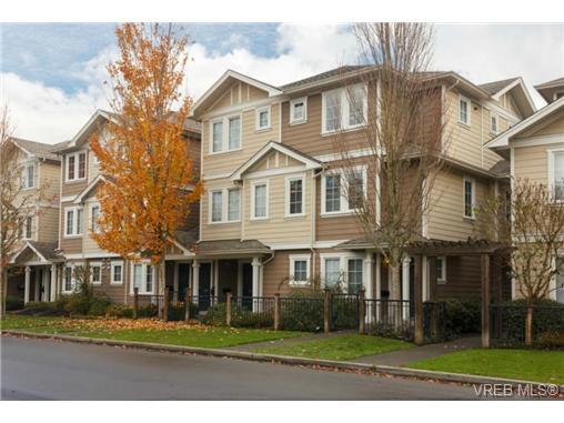 Main Photo: 211 2695 Deville Rd in VICTORIA: La Langford Proper Row/Townhouse for sale (Langford)  : MLS®# 716099
