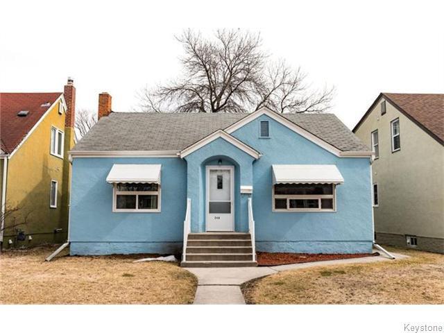 Main Photo: 340 Centennial Street in Winnipeg: River Heights / Tuxedo / Linden Woods Residential for sale (South Winnipeg)  : MLS®# 1607569