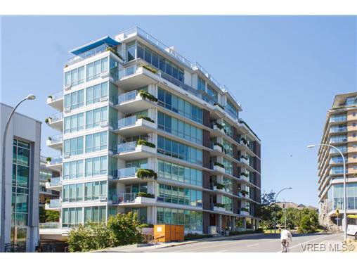 Main Photo: 306 399 Tyee Rd in VICTORIA: VW Victoria West Condo for sale (Victoria West)  : MLS®# 730276