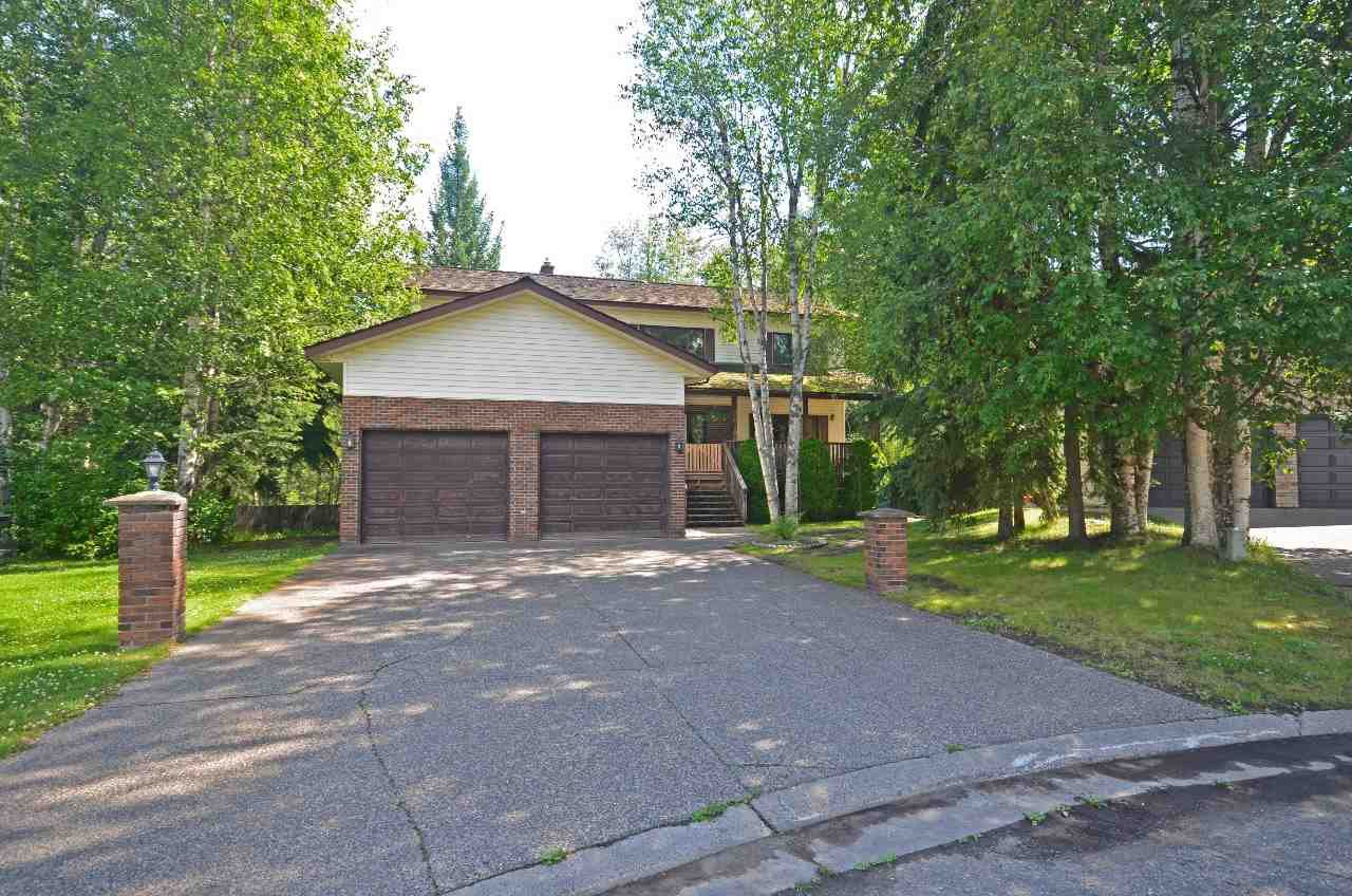 "Main Photo: 2640 LYNDRIDGE Place in Prince George: Upper College House for sale in ""UPPER COLLEGE HEIGHTS"" (PG City South (Zone 74))  : MLS®# R2091312"