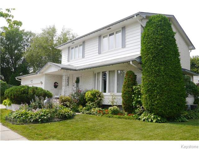 Main Photo: 75 Radcliffe Road in Winnipeg: Fort Richmond Residential for sale (1K)  : MLS®# 1627386