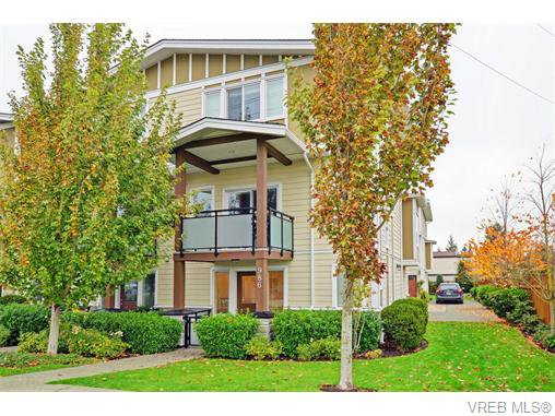 Main Photo: 986 Dunford Ave in VICTORIA: La Langford Proper Row/Townhouse for sale (Langford)  : MLS®# 744988