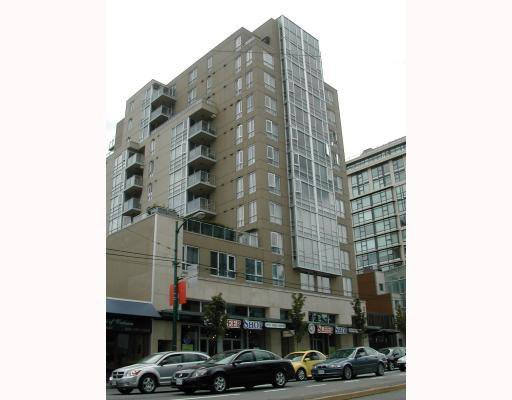 Main Photo: 903 1030 West BROADWAY in Vancouver: Home for sale : MLS®# V772844