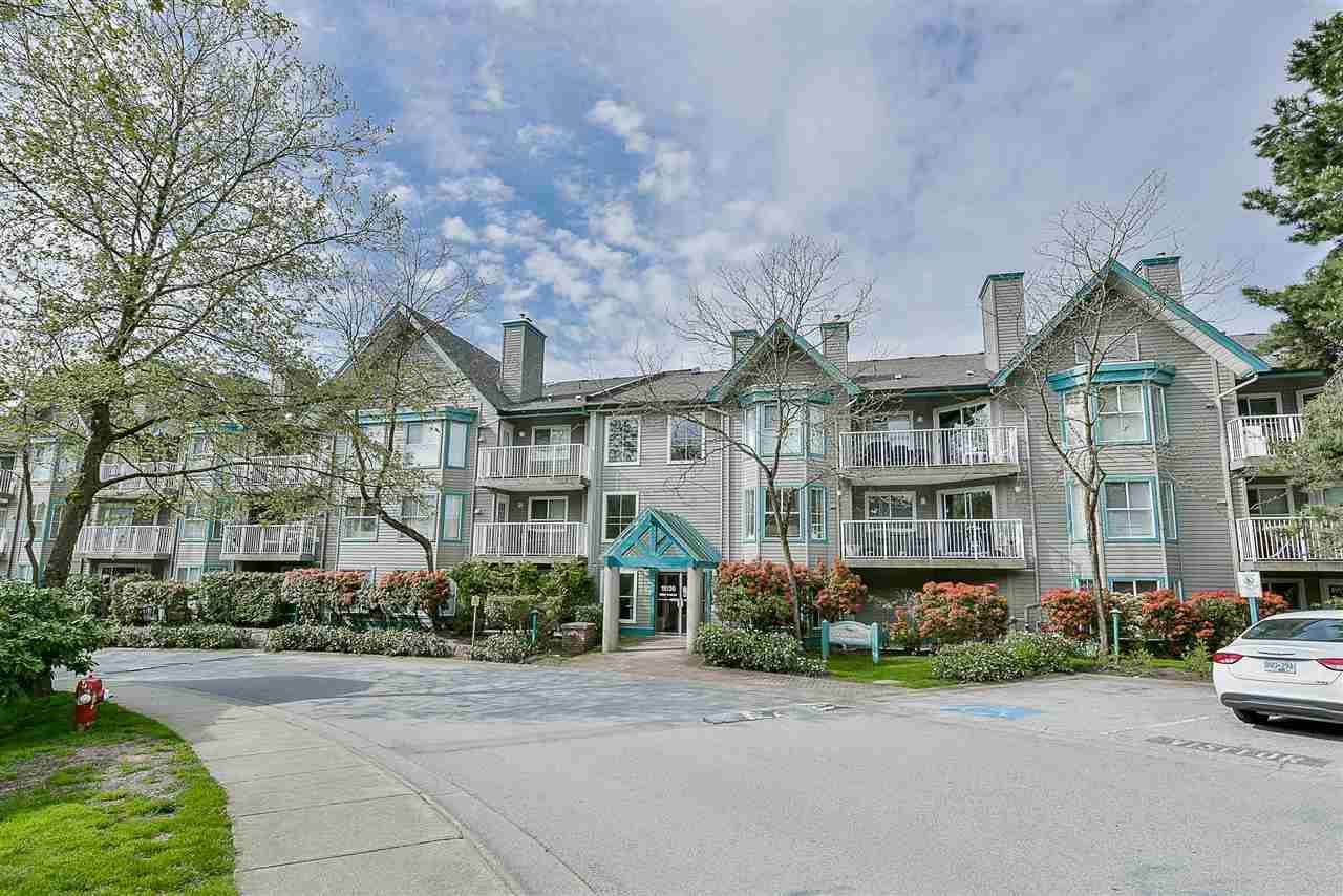 "Main Photo: 115 15130 108 Avenue in Surrey: Bolivar Heights Condo for sale in ""RIVERPOINTE"" (North Surrey)  : MLS®# R2165986"