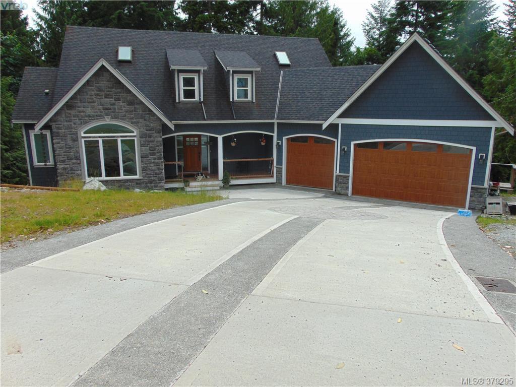 Main Photo: 2625 NATALIE Road in SHAWNIGAN LAKE: ML Shawnigan Lake Single Family Detached for sale (Malahat & Area)  : MLS®# 379295