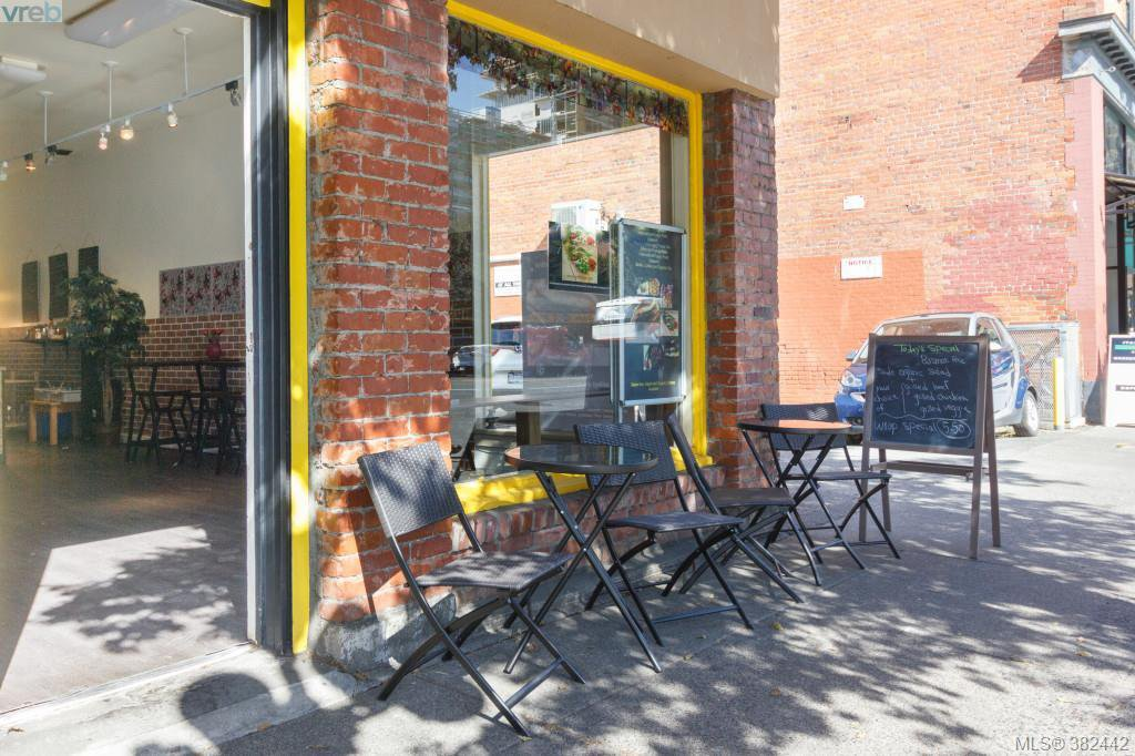Main Photo: 1108 CLS in VICTORIA: Vi Downtown Business for sale (Victoria)  : MLS®# 382442