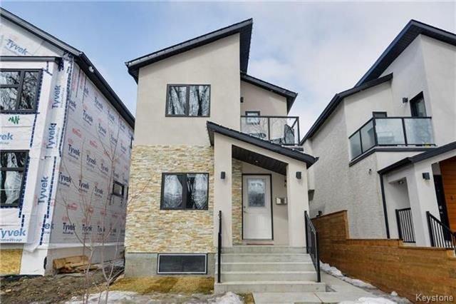 Main Photo: 753 Garwood Avenue in Winnipeg: Residential for sale (1B)  : MLS®# 1807212