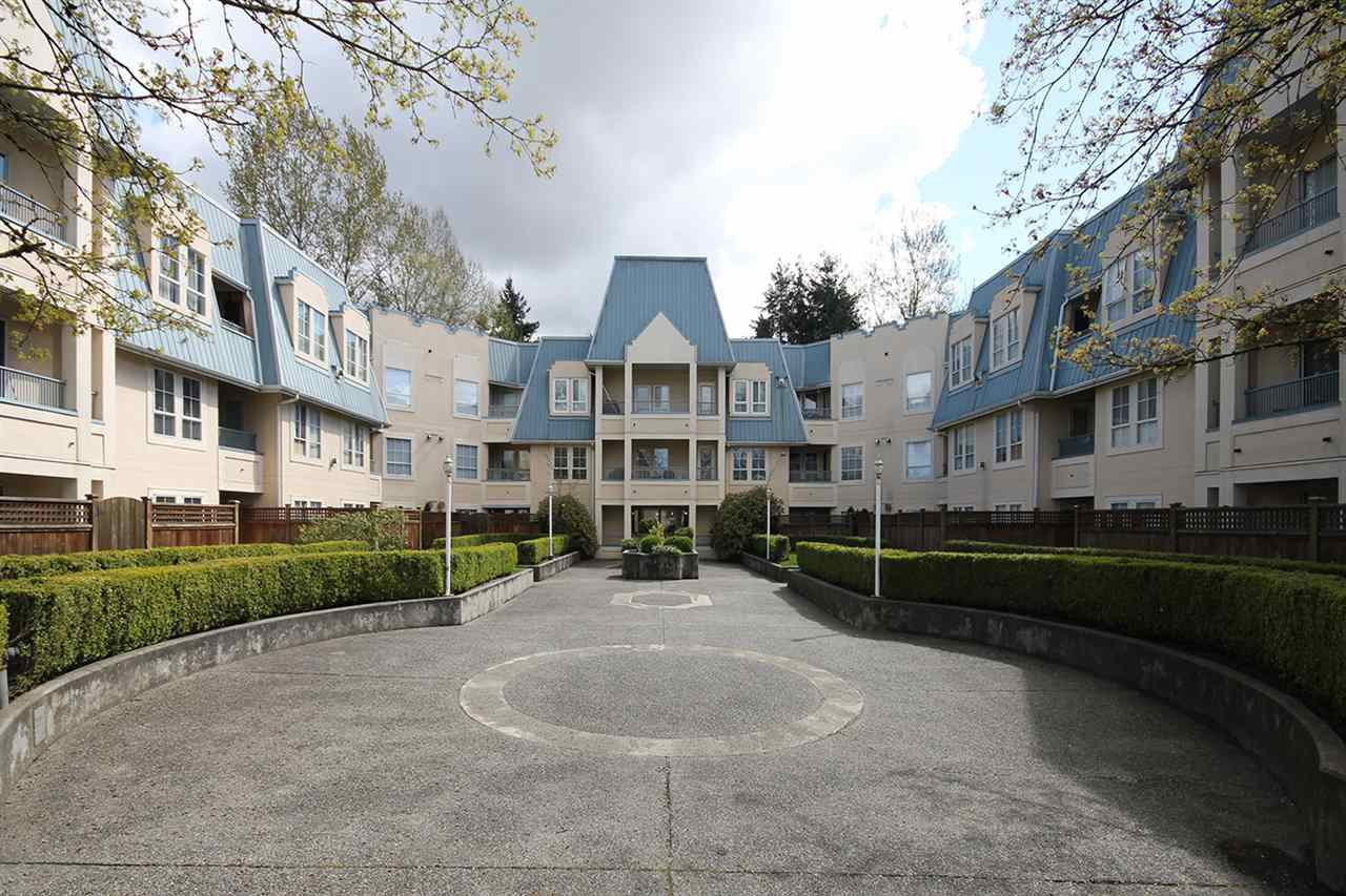 "Main Photo: 201 295 SCHOOLHOUSE Street in Coquitlam: Maillardville Condo for sale in ""CHATEAU ROYALE"" : MLS®# R2257699"