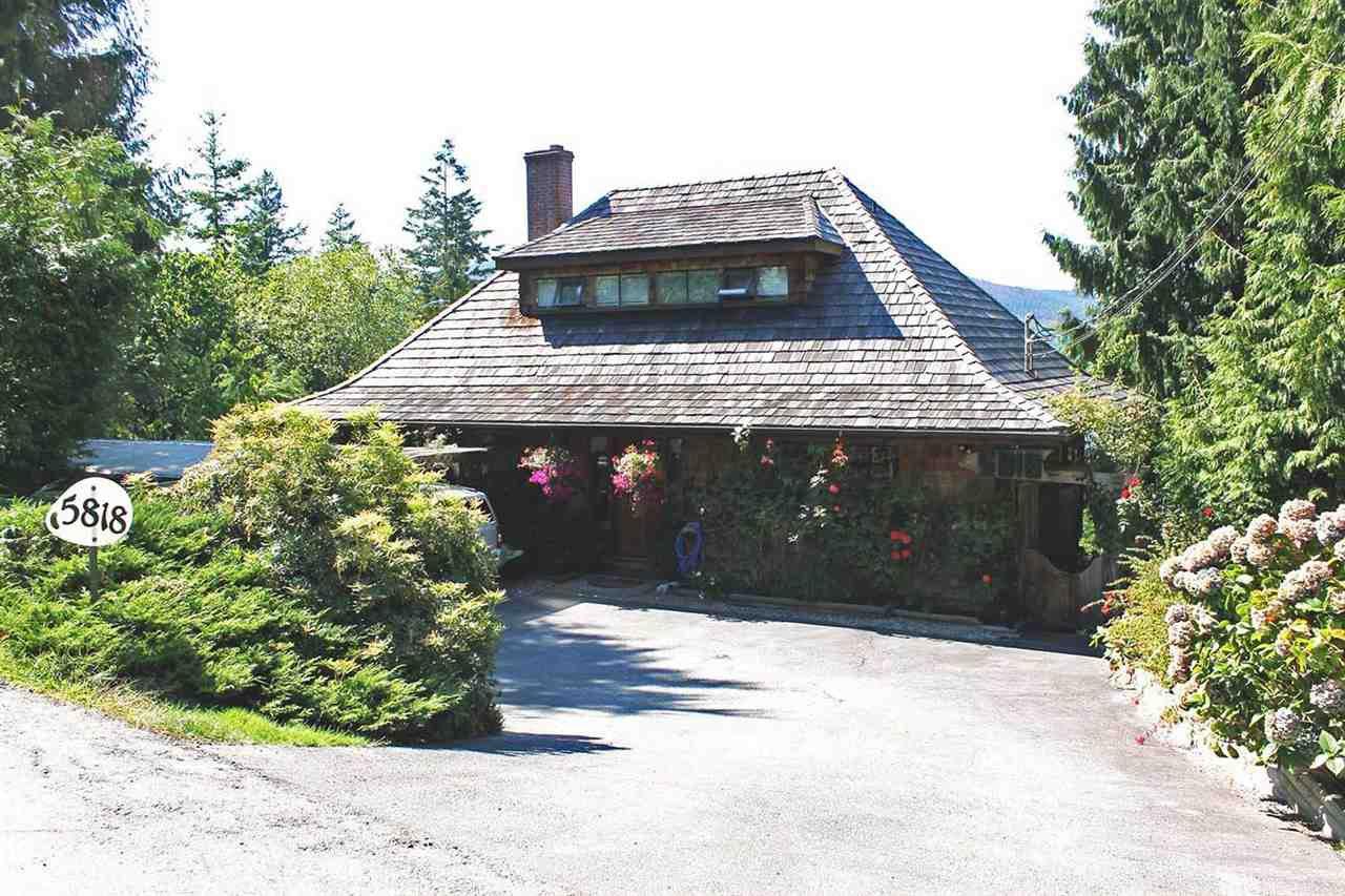 Main Photo: 5818 DEERHORN Drive in Sechelt: Sechelt District House for sale (Sunshine Coast)  : MLS®# R2311987