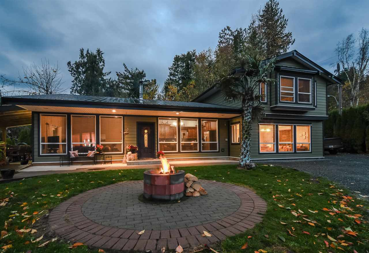 Main Photo: 7720 NIXON Road in Chilliwack: Eastern Hillsides House for sale : MLS®# R2321543