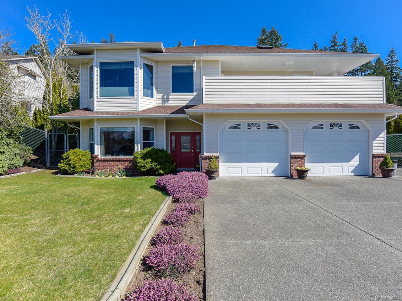 Main Photo: 1417 SABRE Court in COMOX: CV Comox (Town of) House for sale (Comox Valley)  : MLS®# 806934