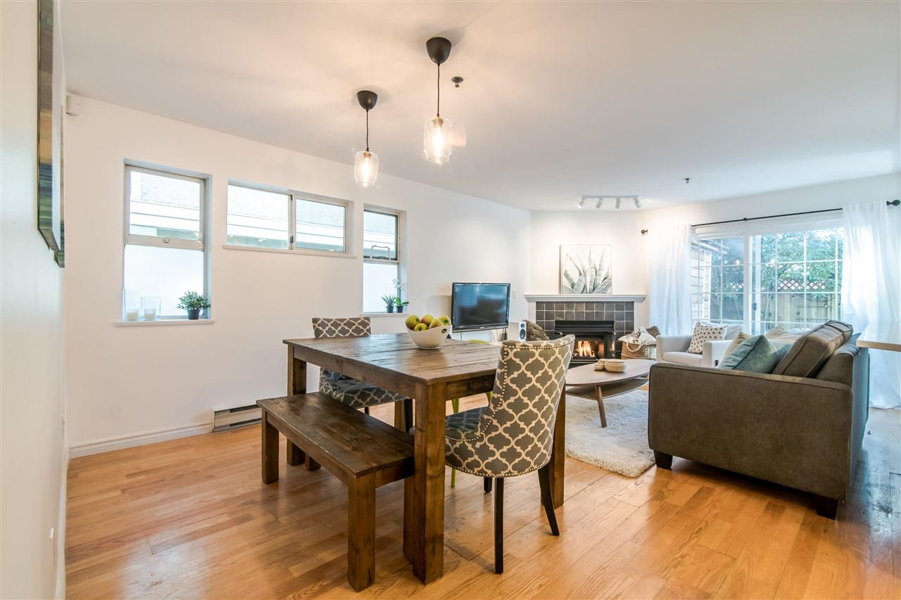 Main Photo: 16 4163 SOPHIA Street in Vancouver: Main Townhouse for sale (Vancouver East)  : MLS®# R2345747