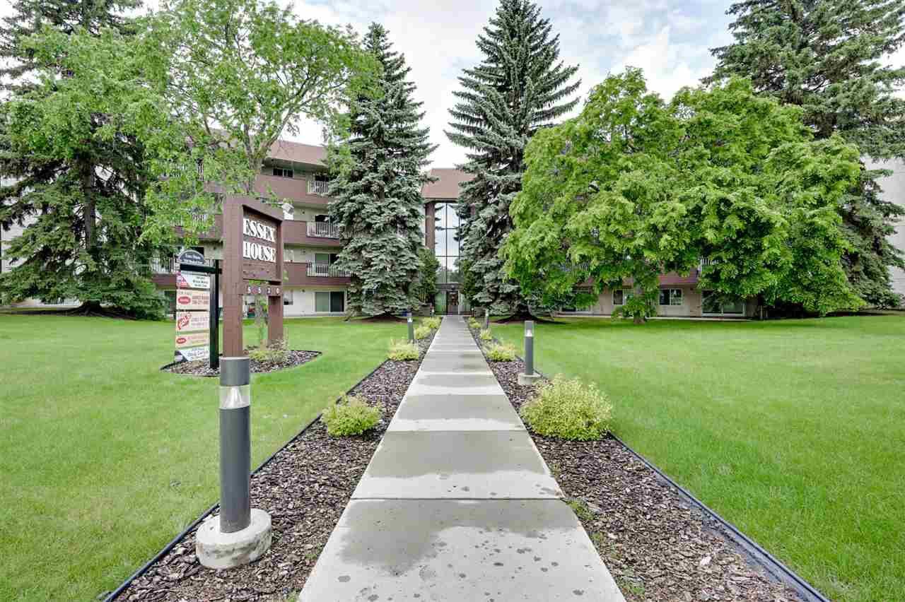 Main Photo: 111 5520 RIVERBEND Road in Edmonton: Zone 14 Condo for sale : MLS®# E4162767