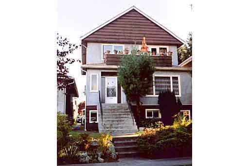 Main Photo: 424 E 37TH AVENUE in : Fraser VE House for sale : MLS®# V402171