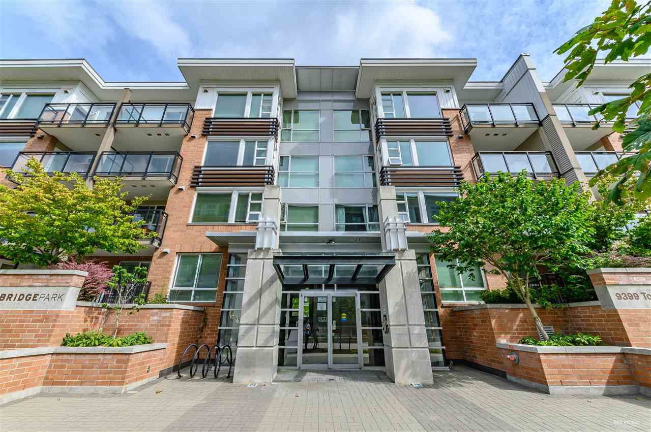 "Main Photo: 229 9399 TOMICKI Avenue in Richmond: West Cambie Condo for sale in ""Cambridge Park"" : MLS®# R2438590"