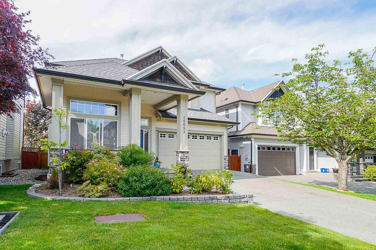 "Main Photo: 15053 61B Avenue in Surrey: Sullivan Station House for sale in ""Sullivan Heights"" : MLS®# R2465080"