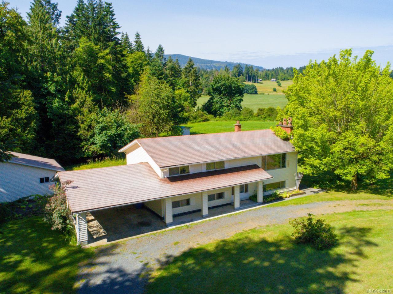 Main Photo: 4540 Koksilah Rd in DUNCAN: Du West Duncan House for sale (Duncan)  : MLS®# 842670