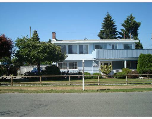 Main Photo: 10751 MADDOCKS ROAD in Richmond: McNair House for sale ()  : MLS®# V779030
