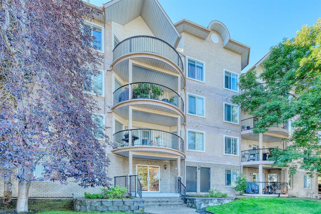 Main Photo: 102 735 56 Avenue SW in Calgary: Windsor Park Apartment for sale : MLS®# A1033064