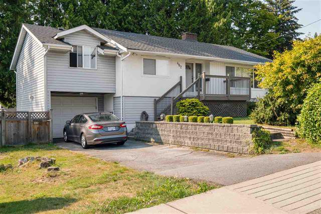 Main Photo: 462 MONTGOMERY STREET in Coquitlam: Central Coquitlam House for sale : MLS®# R2497975