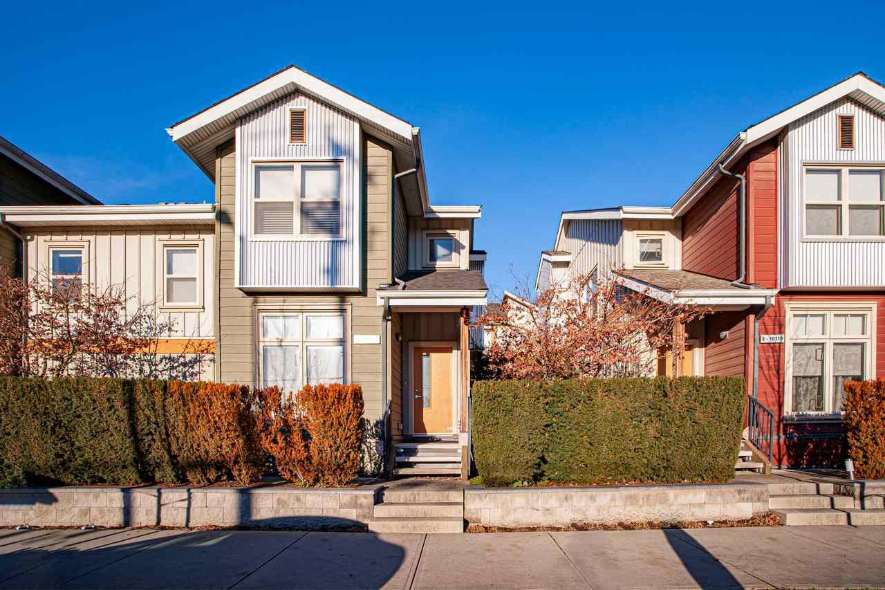 "Main Photo: 7 10119 RIVER Drive in Richmond: Bridgeport RI Townhouse for sale in ""PARC RIVIERA"" : MLS®# R2527805"