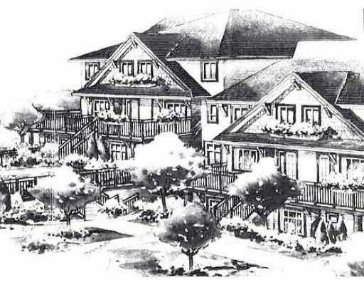 """Main Photo: 101 7000 21ST AV in Burnaby: East Burnaby Townhouse for sale in """"VILLETTA"""" (Burnaby East)  : MLS®# V561865"""