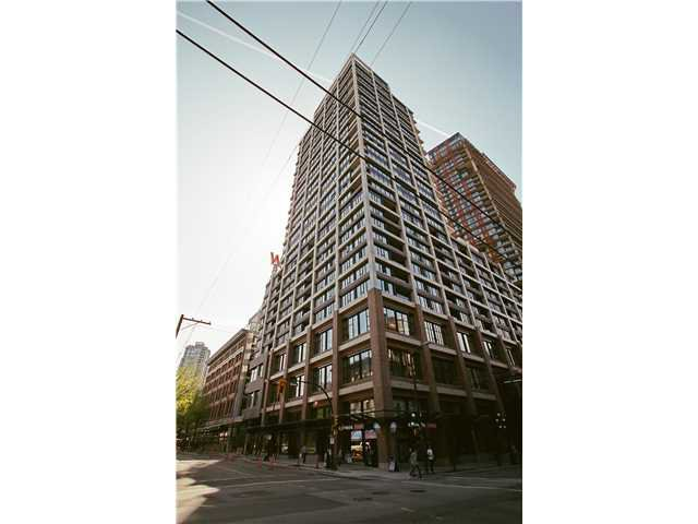 Main Photo: # 1807 108 W CORDOVA ST in Vancouver: Downtown VW Condo for sale (Vancouver West)  : MLS®# V894083