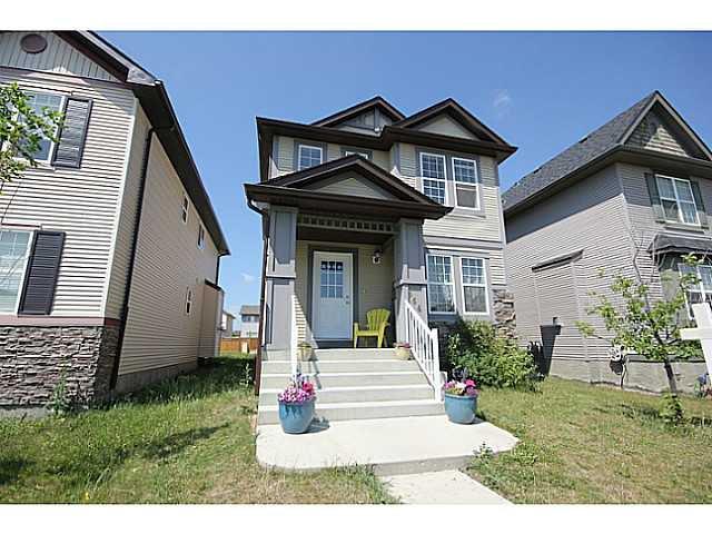 Main Photo: 364 SILVERADO Drive SW in Calgary: Silverado Residential Detached Single Family for sale : MLS®# C3639115