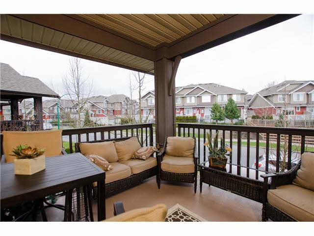 """Photo 8: Photos: 54 19478 65TH Avenue in Surrey: Clayton Condo for sale in """"SUNSET GROVE"""" (Cloverdale)  : MLS®# F1431169"""