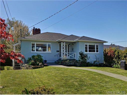 Main Photo: 325 Walter Ave in VICTORIA: SW Gorge Single Family Detached for sale (Saanich West)  : MLS®# 698626