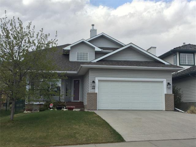 Main Photo: 148 GLENEAGLES Close: Cochrane House for sale : MLS®# C4010996