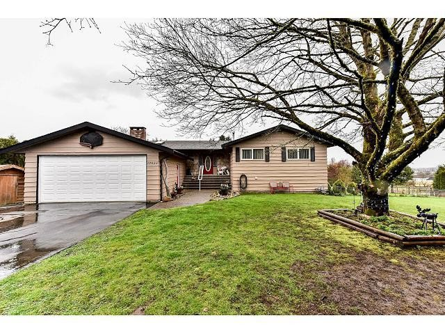 Main Photo: 17523 HILLVIEW Place in Surrey: Grandview Surrey House for sale (South Surrey White Rock)  : MLS®# F1443017