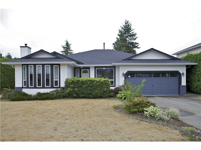 "Main Photo: 32168 ASHCROFT Drive in Abbotsford: Abbotsford West House for sale in ""Fairfield"" : MLS®# F1446823"