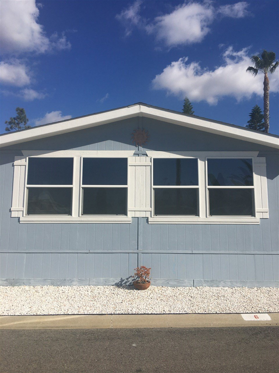 Main Photo: OCEANSIDE Manufactured Home for sale : 1 bedrooms : 200 N El Camino Real #6