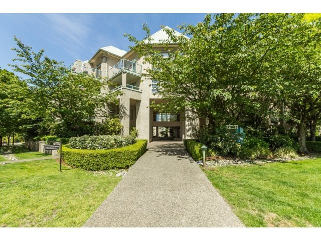 """Main Photo: 201A 301 MAUDE Road in Port Moody: North Shore Pt Moody Condo for sale in """"HERITAGE GRAND"""" : MLS®# R2077072"""
