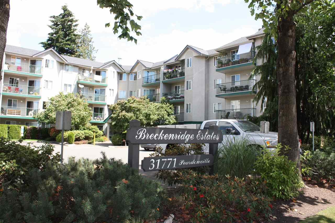 """Main Photo: 201 31771 PEARDONVILLE Road in Abbotsford: Abbotsford West Condo for sale in """"Breckinridge Estates"""" : MLS®# R2092823"""